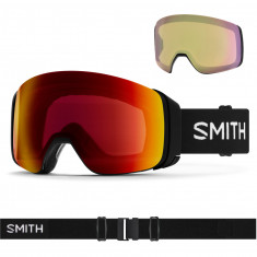 Smith 4D MAG, goggles, Black