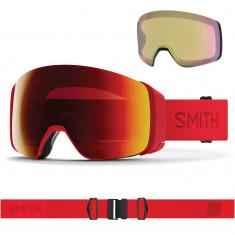 Smith 4D MAG, goggles, Lava