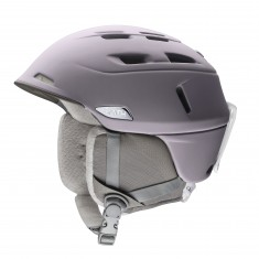Smith Compass Womens ski helmet, purple