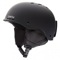 Smith Holt 2 ski helmet, Black