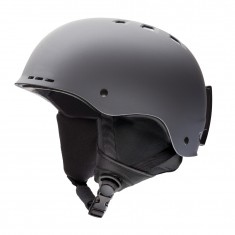 Smith Holt 2 ski helmet, matte charcoal
