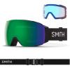 Smith I/O MAG, goggles, Blackout