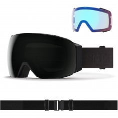 Smith I/O MAG, goggles, Blackout