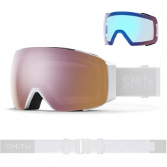 Smith I/O MAG, goggles, White Vapor