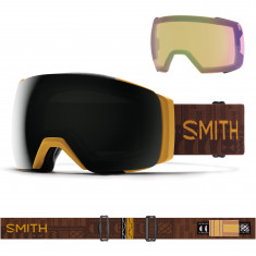 Smith I/O MAG XL, goggles, Amber Textile