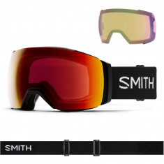 Smith I/O MAG XL, goggles, Black