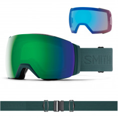Smith I/O MAG XL, goggles, Spruce Flood