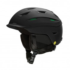 Smith Level MIPS ski helmet, matte black