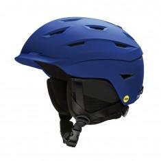 Smith Level MIPS ski helmet, matte klein blue