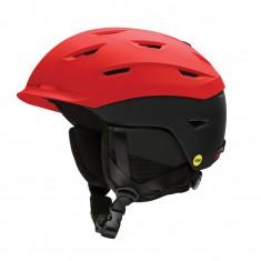 Smith Level MIPS ski helmet, matte rise black