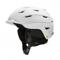 Smith Level MIPS ski helmet, matte white