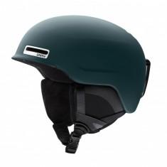 Smith Maze ski helmet, matte deep forest