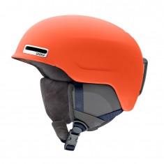 Smith Maze ski helmet, matte red rock