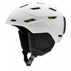 Smith Mission ski helmet, White