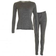 Trespass Libra/Chara skiunderwear set, women, grey