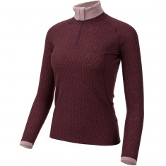 Ulvang 50Fitty 2.0 Turtle Neck, woman, bordeaux