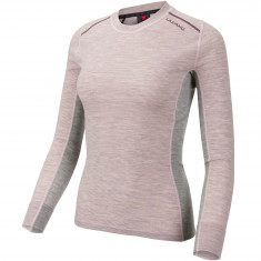 Ulvang Rav 100% Round Neck, woman, pink