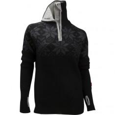 Ulvang Rav Kiby sweater, women, Black/Grey