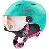 Uvex junior visor pro, black
