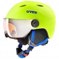 Uvex junior visor pro, yellow