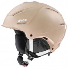 Uvex p1us 2.0 helmet, beige